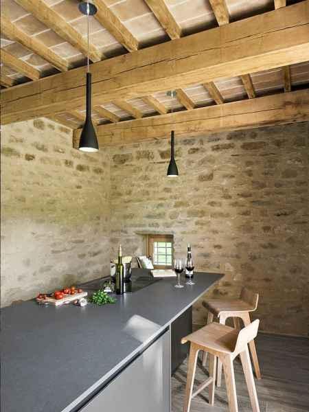 Appartement design de vacances Assise avec jardin et piscine. Tourisme à la ferme  Gaiattone Assise, Ombrie, Italie