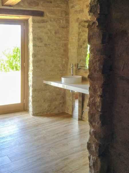 Agritourisme design Gaiattone appartement à louer Assise avec piscine, jardin privatif, max confort. Perouse, Ombrie, Italie