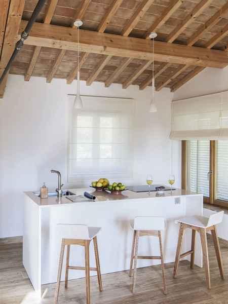 Gaiattone eco resort Assisi con appartamenti vacanze di design. Vacanze in campagna in Umbria