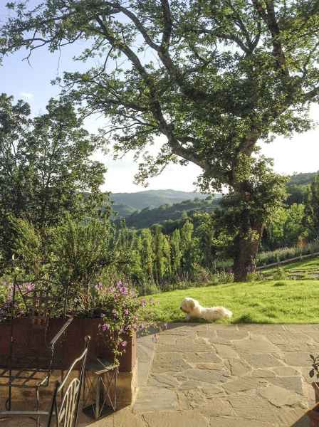 Assisi appartamenti vacanze in affitto. B&B Gaiattone Eco resort di lusso in Umbria