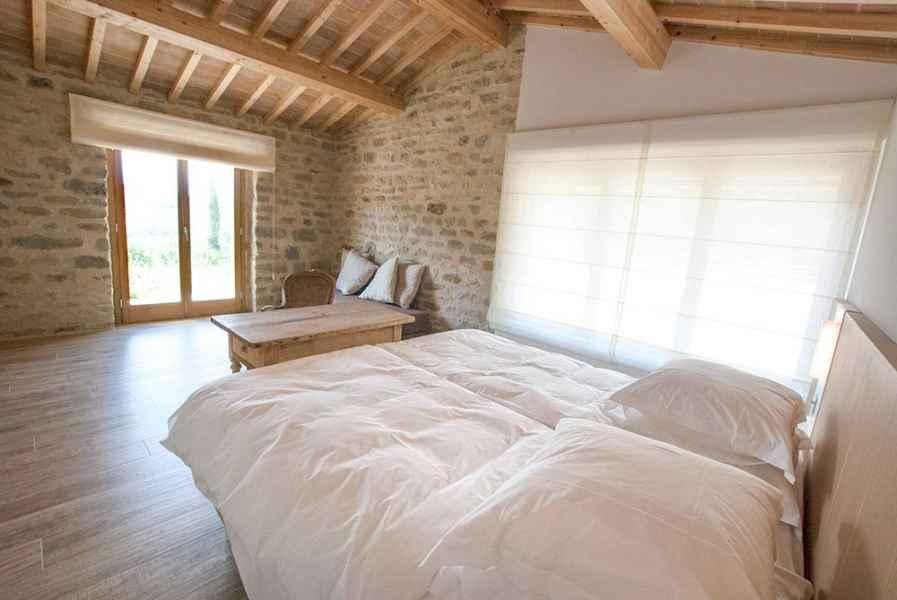 Vacanze in Umbria. Appartamenti in affitto ad Assisi in agriturismo b&b Gaiattone Eco Resort