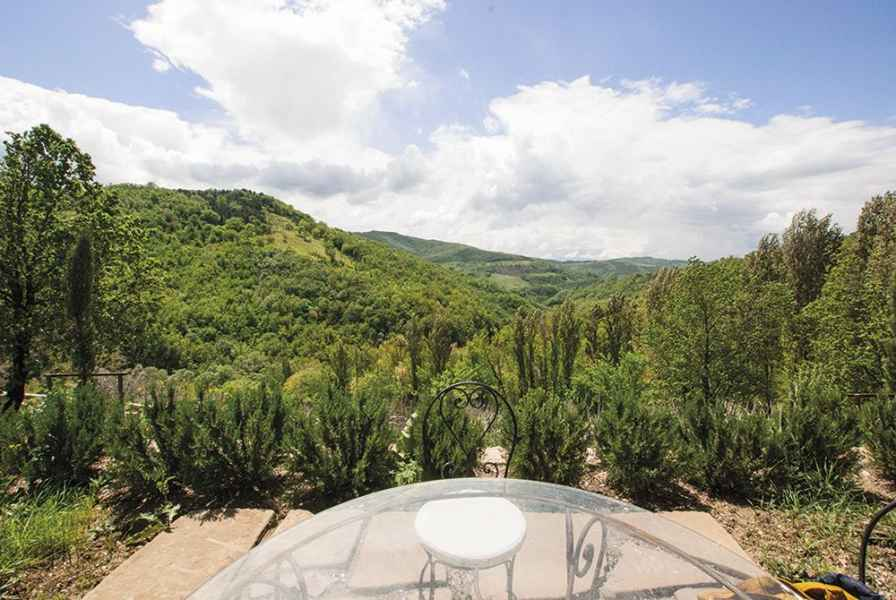Visitare l'Umbria. Appartamenti vacanze di lusso a Assisi Gaiattone Agriturismo BIO Eco Resort