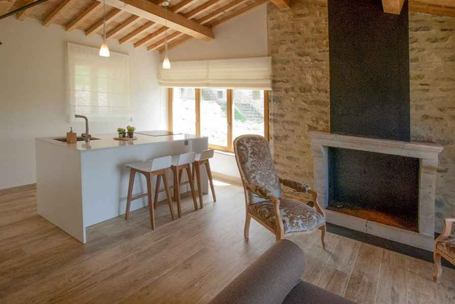 Vacanze Assisi grande appartamento design bed & breakfast Agriturismo Gaiattone