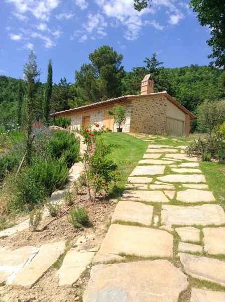 Agrotourisme Gaiattone Eco Resort Assise appartements de vacances dans une ancienne demeure à la campagne