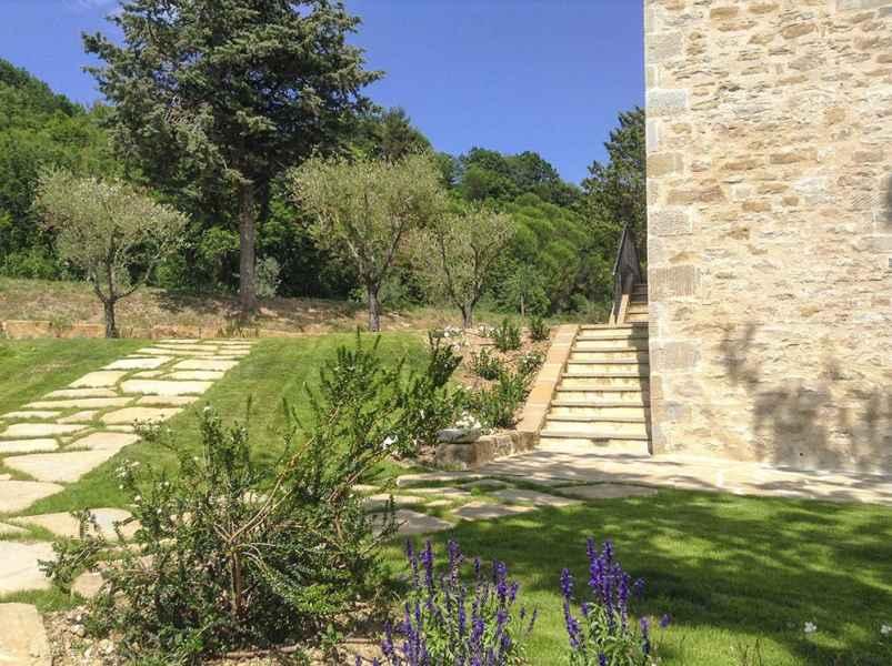 Gaiattone Eco Resort Perouse, Ombrie. Agrotourisme biologique à Assise, Ombrie, Italie