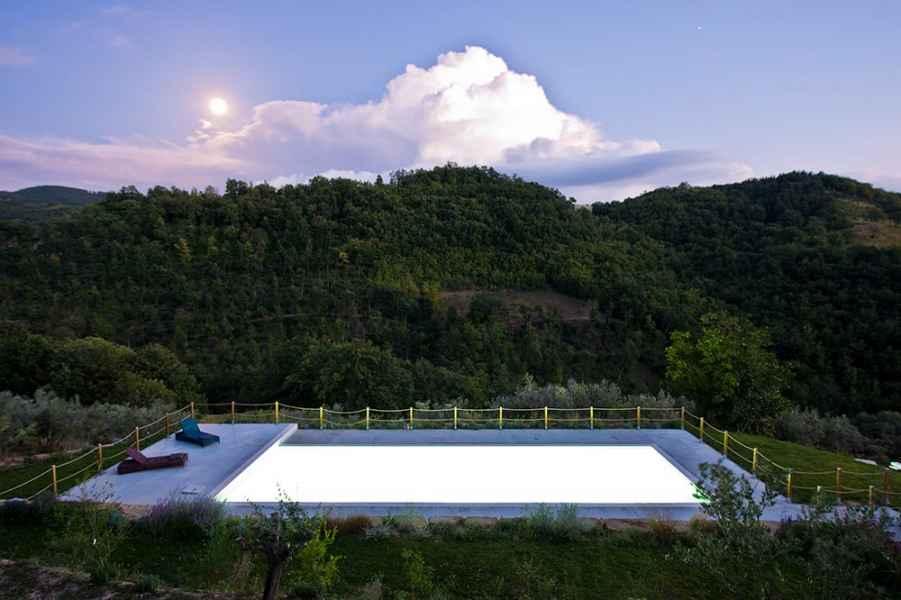 Assisi Bio farmhouse holidays with swimming pool BnB Gaiattone Perugia Umbria Italy